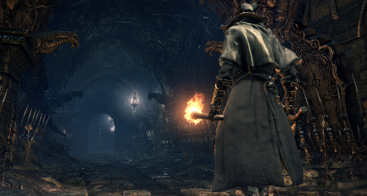 Bloodborne, PCG, and the Unknowable