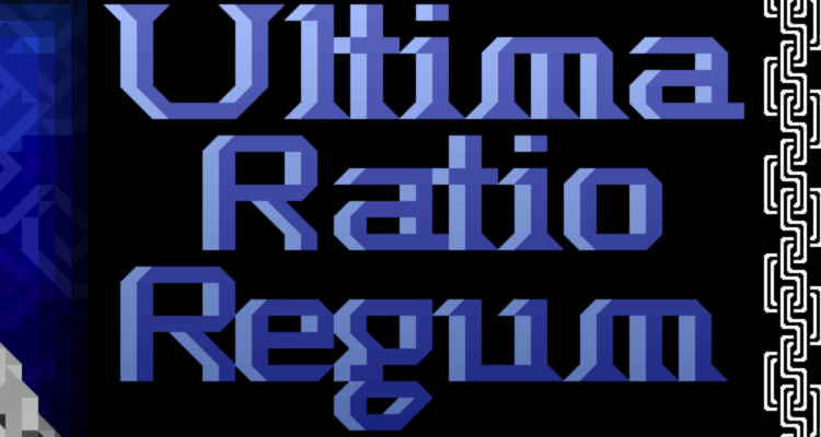 Ultima Ratio Regum 0.8 Released